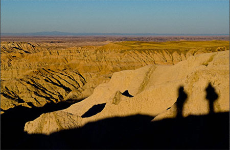 Shadows in the Badlands