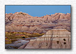 Badlands Before Dawn