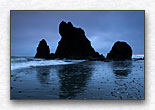 Ruby Beach Twilight 2