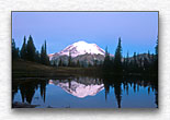 Upper Tipsoo Lake Predawn