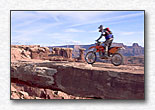 Riding Over Musselman Arch